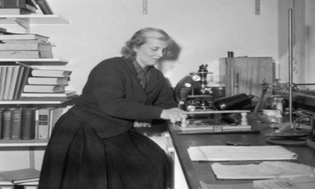 رحلة دوروثي هودجكن من القاهرة إلى «نوبل في الكيمياء» | صحة وجمال | الموجز