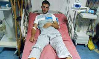 بدء استقبال مصابى غزة عبر معبر رفح