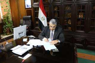 وزير الكهرباء ينعي الفريق محمد العصار: التاريخ لن ينسى تضحياته