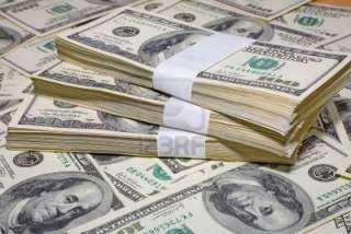 """16.1 متوسط سعر """" الدولار الأمريكى """" خلال التعاملات الصباحية اليوم"""