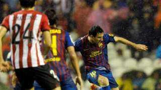بلباو يعبر ليفانتي بثنائية جارسيا في الدوري الإسباني