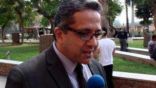 وزير الآثار يتفقد مشروع متحف كفر الشيخ