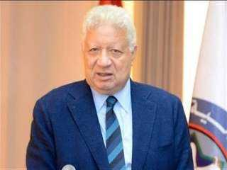 مرتضى منصور: قناة الزمالك تعرض أضخم مشروع في تاريخ أندية مصر.. الليلة