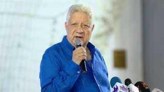مرتضى منصور: ضابط قطري عرض عليا 25 مليون دولار للتنازل عن رئاسة الزمالك