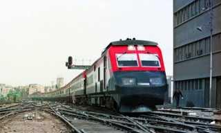 تعرف على التأخيرات المتوقعة فى حركة القطارات اليوم