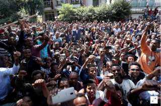 عاجل ..ثورة أثيوبية جديدة رغم القبض على قتلة المغنى بعد تحديد هويتهم