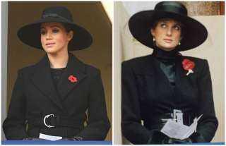 بمناسبة ذكرى ميلادها..  8 صفات في ميجان ماركل تجعلها الأقرب لكاريزما الأميرة ديانا
