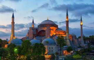 معلومات عن الكنيسة التي حولها أردوغان إلي جامع