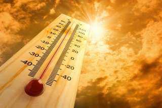 الأرصاد : طقس اليوم حار والعظمى فى القاهرة 38 درجة