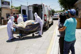 ارتفاع عدد وفيات فيروس كورونا في المكسيك إلى 28510