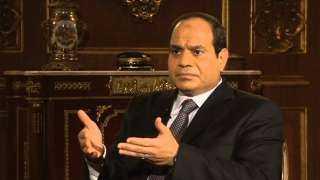 خطير ..تعرف على الشخص الذى طلب منه السيسى الترشح لإنتخابات الرئاسة بدلا منه
