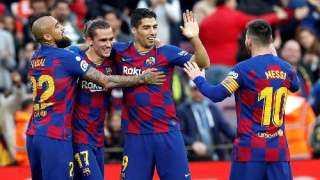 برشلونة ضد إسبانيول.. تعرف على التشكيل المتوقع للبلوجرانا