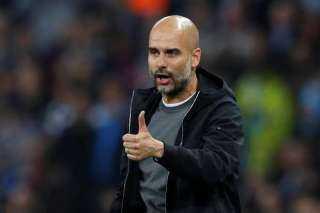 جوارديولا يعلن تشكيل مانشستر سيتي لمواجهة شيفيلد يونايتد