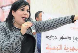 عبير موسى.. حكايات عن المرأة الحديدية التى كشفت مؤامرات الإخوان فى تونس