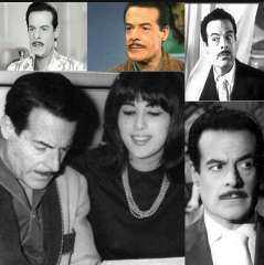 """العاشق المجنون خطف حبيبته ليتزوجها.. الوجه الأخر لـ """"ملك الكوميديا"""" عبد السلام النابلسي"""