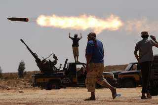 الجيش الوطني الليبي يصفع مرتزقة أردوغان بـ9 ضربات جوية