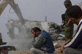 مرصد الأزهر يكشف خطة إسرائيل لتشريد الفلسطينيين