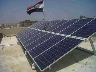 «الطاقة المتجددة» تشرف على تنفيذ محطة طاقة شمسية في أوغندا