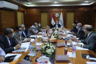 وزير النقل يترأس اجتماع الجمعية العمومية لشركة السكك الحديدية للخدمات المتكاملة