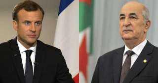 عاجل.. تفاصيل الاتصال الهاتفى بين الرئيس الجزائري ونظيره الفرنسى بشأن ليبيا