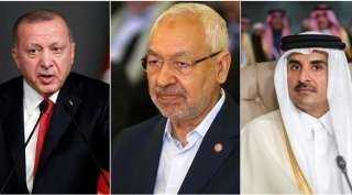 أسماء وميرال وعبير.. حكاية 3 «حريم» كشفن جرائم تميم وأردوغان والغنوشى