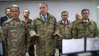 """عاجل.. أمريكا تقصف الجيش التركي..وتطرد أردوغان من """"المنطقة الآمنة"""""""