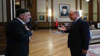 أردوغان فى ورطة .. .. حكم قضائي ليبي يبطل اتفاقيات حكومة الوفاق وأنقرة