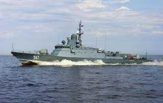 روسيا تدعم أسطول بحر البلطيق بسفن صاروخية حديثة