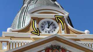 تدور عقاربها عكس الاتجاه المألوف.. تعرف على قصة أغرب ساعة في العالم