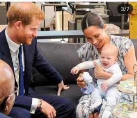 ما هو سر قلق ميجان ماركل على طفلها «آرتشي»؟