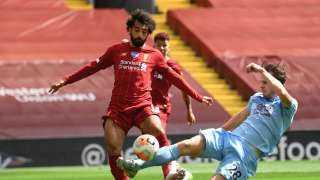 ليفربول ضد بيرنلي.. الريدز ينهي الشوط الأول بالتقدم بهدف نظيف