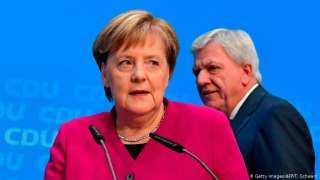 حكومة ميركل تعجز  عن انقاذ اقتصاد 16 ولاية ألمانية..أعرف السبب