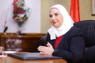 وزيرة التضامن تعلن حل مشكلة صرف العلاوات الخمس لأصحاب المعاشاتمن الصحفيين