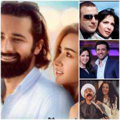 """آخرهم أحمد حاتم وهنا الزاهد.. نجوم """"الكيميا المشتركة """" يسيطرون علي السينما والدراما"""
