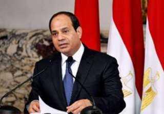 """لهذا السبب .. الرئيس السيسي يوجه الشكر للبنوك وصندوق """"تحيا مصر"""""""