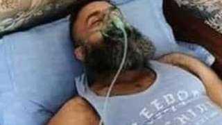 """عاجل ..أبو عزرائيل يصارع الموت وكلمة السر """"كورونا"""""""