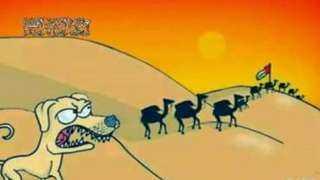 """""""الكلاب تنبح والقافلة تسير"""" مثل للإمام الشافعي يتداول علي مر العصور.. أعرف حكايته"""