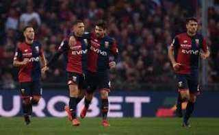جنوى ينعش آمال البقاء في الدوري الإيطالي