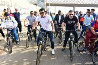 """تعرف على تفاصيل مبادرة """"دراجتك صحتك"""" التى أطلقتها وزارة الشباب والرياضة"""