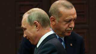 """عاجل ..أردوغان يتراجع عن تحويل """"آيا صوفيا """" إلي  مسجد بعد تهديدات بوتين"""