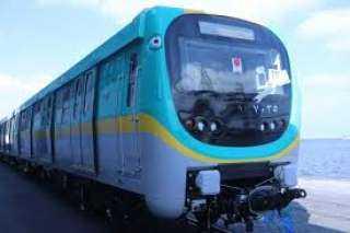 عصام والي: قطارات المترو الجديدة مزودة بمعايير أمان تتوفر للمرة الأولى