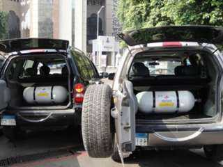 وزيرة الصناعة: نستهدف تحويل 147 ألف تاكسى وميكروباص للعمل بالغاز خلال 3 سنوات
