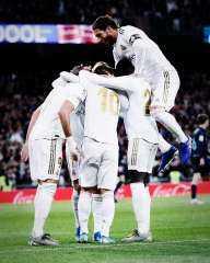 ريال مدريد يواجه سوسيداد في مستهل حملته للدفاع عن لقب الليجا