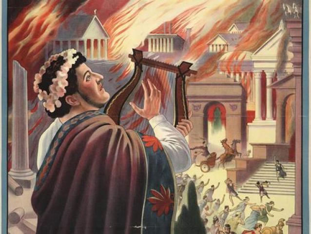 حريق روما الكبير .. هل كان نيرون السبب؟ .. إليك الإجابة | قضايا وتحقيقات |  الموجز