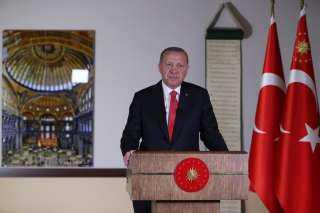 ياسر بركات يكتب :  بعد تحويل كنيسة آيا صوفيا إلى مسجد .. أردوغان يلعب بالإسلام!
