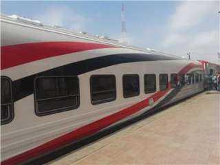 اليوم.. السكة الحديد تعود للعمل بنظام الحجز المسبق بالقطارات الروسية الجديدة