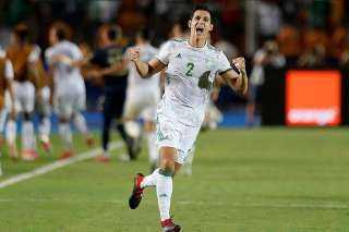رسمياً.. ليفربول يفاوض نجم منتخب الجزائر