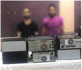 كشف غموض سرقة أجهزة حاسب آلى من معهد أزهرى بالقاهرة