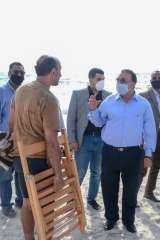 شاطئ الموت بالإسكندرية  يلتهم شابين جديدين..وإنقاذ 4