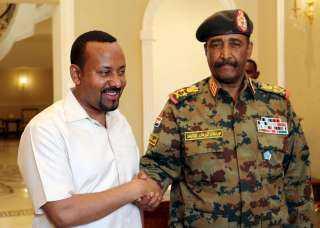عاجل وخطير ..أثيوبيا تخشى من تفجير سد النهضة على طريقة انفجارات بيروت